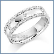Argollas De Matrimonio Mod. Rolex Oro Blanco 14k Solido