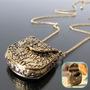 Collar Vintage Regalo Único Moda Mujer Bolsita Incluye Caja