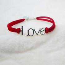 Pulsera 14 De Febrero, Dia Del Amor Y La Amistad, Amor