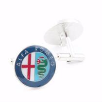 Mancuernillas Alfa Romeo Coches Italianos Emblemas