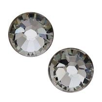Piedras De Cristal De Swarovski Xilion Negro Diamante