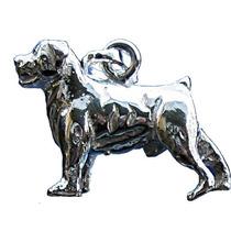 Dije De Perro Rottweiler En Plata Ley.925