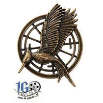 Dije Broche Sinsajo Cathing Fire Hunger Games Igo Colecciona