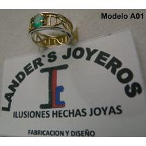 $3,300 Anillo Adn Fabric Oro 10k Y Plata925 Envió+paga Meses