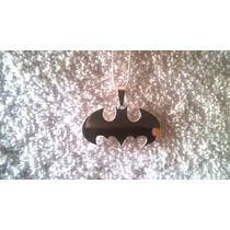 Batman Hermoso Dije En Plata Ley .925