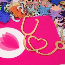Medicina Medico Doctor Enfermera Enfermeria Collar Dije