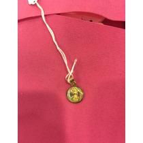 Medalla De Oro Virgen De Guadalupe