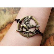 Juegos Del Hambre Sinsajo Brazalete Hunger Games Mockingjay