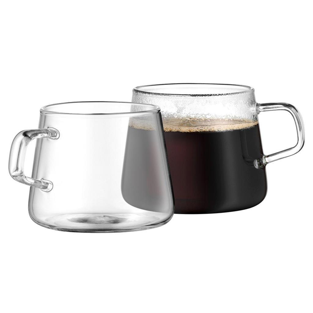 Juego 2 tazas cafe 250 ml coffee time cocina design wmf for Juego tazas cafe