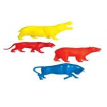 Animales De La Jungla Material Didactico