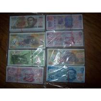 Gcg Lote De Mini Billetes De Mexico Juguete Didactico Css