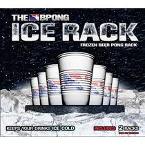 Set Premium Ice Rack Beer Pong Official World Series