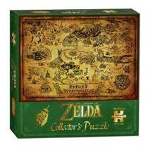 Rompecabezas Oficial De The Legend Of Zelda - Envio Gratis