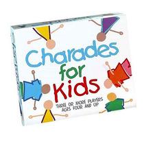 Charades - Para Los Niños De Adivinanzas Dibujo Juego Activ