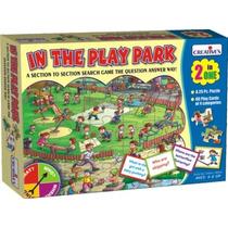 Juego Educacional - Creativo Preescolar En El Juego Parque