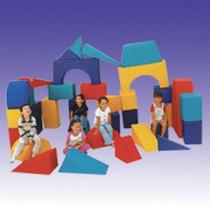 Bloques Gigantes De Estimulacion Psicomotriz Kids Colors