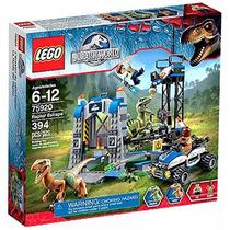 Juego Lego Jurassic Park Jurassic World Raptor Escape Set #7
