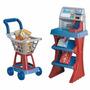 Supermercado Infantil Con Caja Registradora Y Escanner