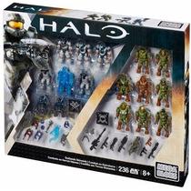 Av Mega Blocks Halo Exclusive Outlands Skirmish Set