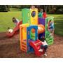 Juego Little Tikes Parque Infantil Con Resbaladilla