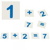 Números Impresos Material Didactico