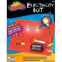 Kit Científico Explorador De Electricidad