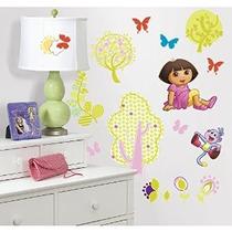 Roommates Rmk1378scs Dora La Exploradora Cáscara Y Del Palil