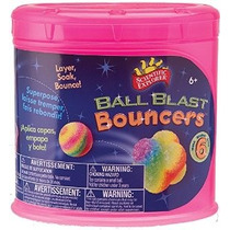 Científico Explorador De Bola Explosiva Bouncers