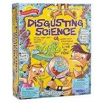Kit Científico Explorador Disgusting Ciencia