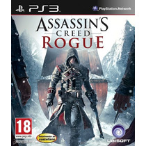 Assassins Creed Rogue Ps3 .: Finalgames :.