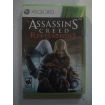 Assassins Creed Revelatio Xbox 360 Nuevo