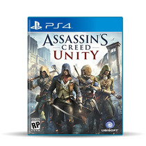 Assassins Creed Unity Para Ps4. Sólo En Gamers Retail