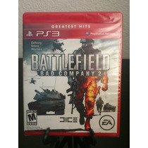 Battlefield Bad Company 2 Ps3 Nuevo De Fabrica Citygame