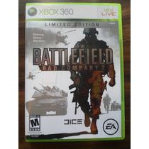 Battlefield Bad Company 2 Bb2 Para Xbox 360