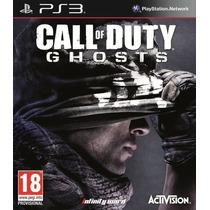 Call Of Duty Ghosts Edicion De Oro Ps3 Mexico Zona Games;)