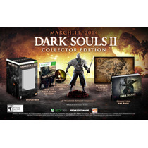 Dark Souls 2 Ii Collectors Edition Xbox 360 Blakhelmet Sp