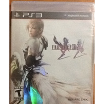 Final Fantasy Xiii 2 Ps3