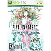 Final Fantasy Xi Online Wings Xbox 360 Nuevo Citygame