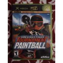 Greg Hastings Tournament Paintball Xbox
