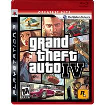 ..:: Grand Theft Auto Iv ::.. Para Playstation 3