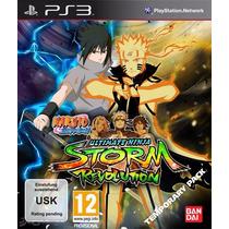 Naruto Shippuden Ultimate Ninja Storm Revolution Pakogames D
