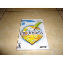 Udraw Pictionary Nintendo Wii + Nuevo Sellado +++