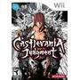 Castlevania Judgment Wii Nuevo