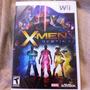 X-men Destiny Nuevo Y Sellado Para Wii