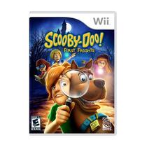 Scooby Doo First Frights Wii Usado Blakhelmet Sp