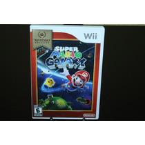 Super Mario Galaxy Para Nintendo Wii. Completo Sin Rayones.