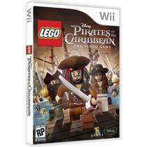 Lego Piratas Del Caribe Wii Nuevo Sellado Original
