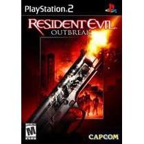 Resident Evil Outbreak Ps2 Ps3