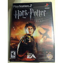 Juego Ps2 Harry Potter And The Goblet Of Fire