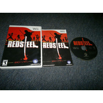 Red Steel Completo Para Nintendo Wii,excelente Titulo